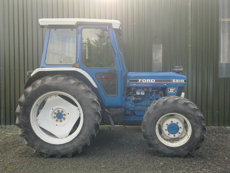 Ford 6810 Force Iii Sold Previously Sold Tractors