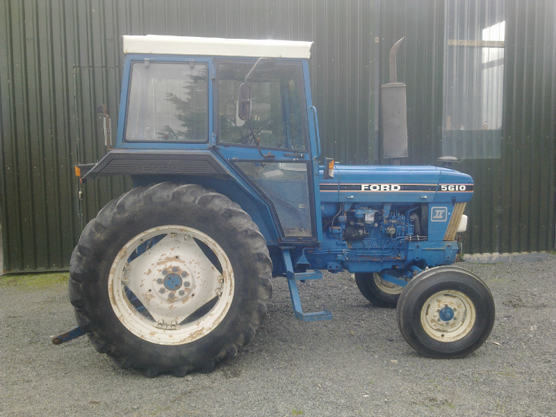 Ford 5610 Sold Previously Sold Tractors Cooper Tractors