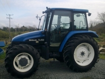 NEW HOLLAND TL100 4WD